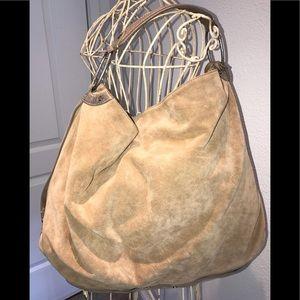 EUC Suede Juicy Couture Shoulder Bag